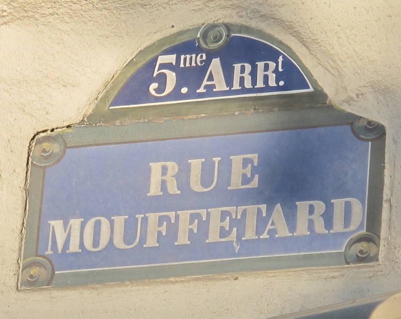 0 007 - Rue Mouffetard