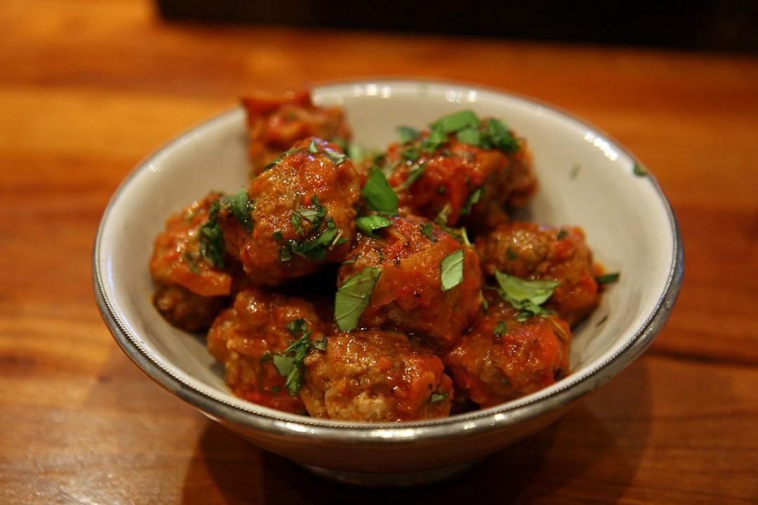 kjøttboller 1080x720 - Kjøttboller til tapas eller pasta