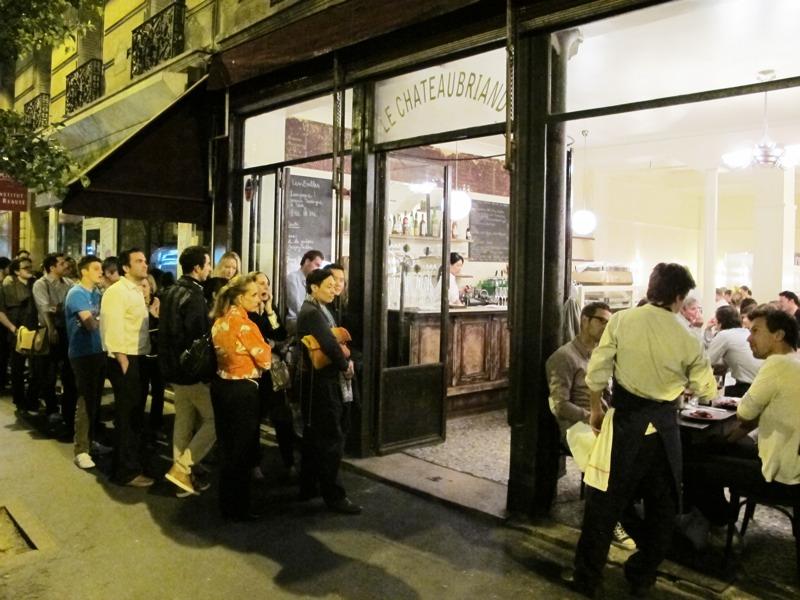 1 002 - Le Chateaubriand - verdens niende beste restaurant