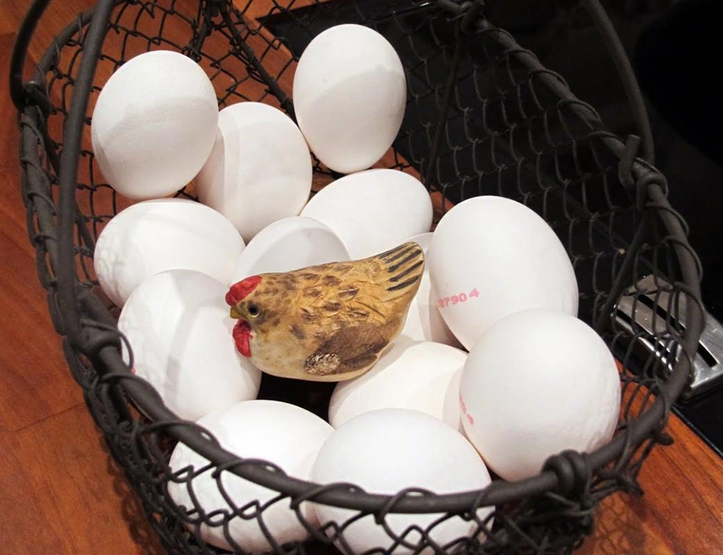 egg - Det er forskjell på egg