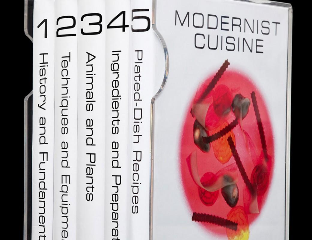 modern cuisine - Tidenes kokebokutgivelse