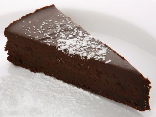 sjokoladekakeutenmel2 - Sjokoladekake uten mel
