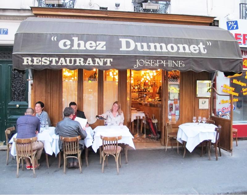 13 003 - Chez Dumonet
