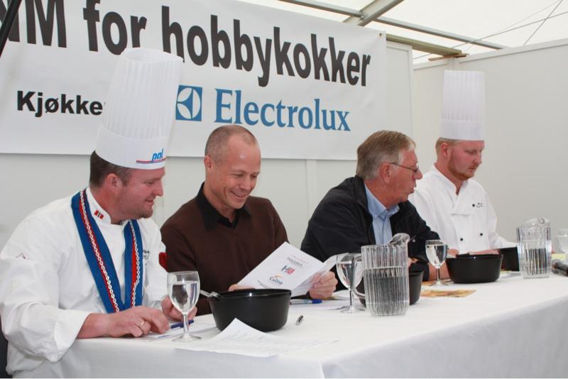 4 009 - Nm for Hobbykokker 2011