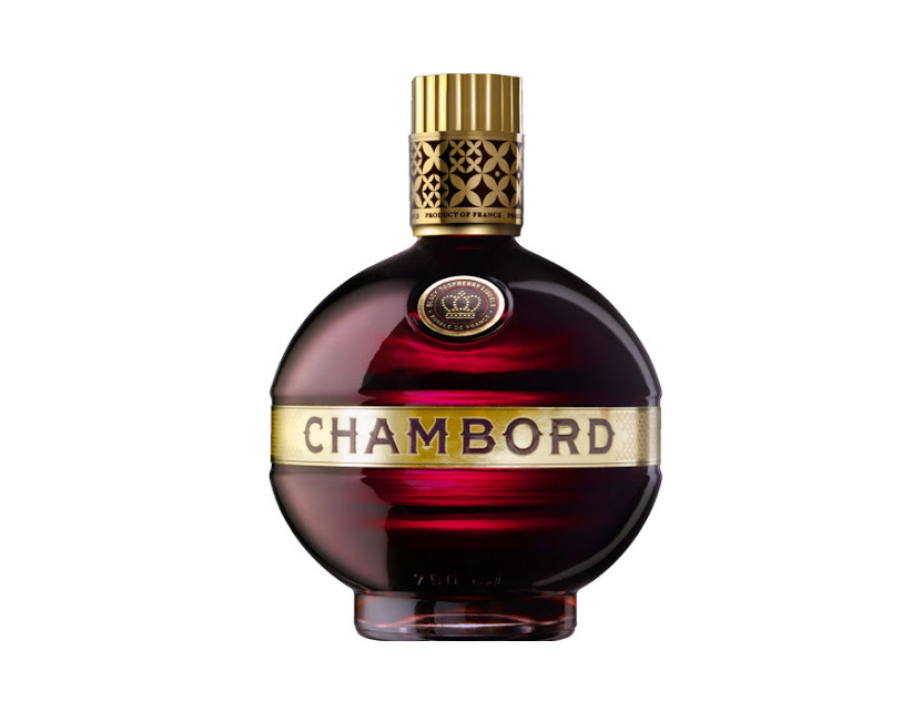 chambord - Kongelig champagnecocktail