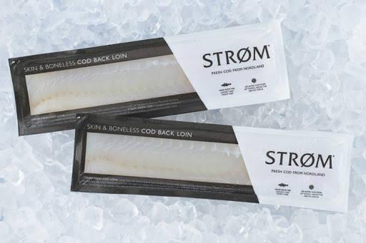 Alltid fersk torsk. Disse vakumpakkede torskeryggene er helt fantastiske. Sprell ferske og lette å bruke.