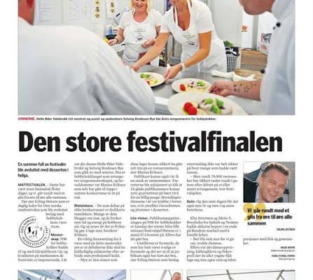 matfestival 447x400 - NM-reportasje fra Sunnmørsposten