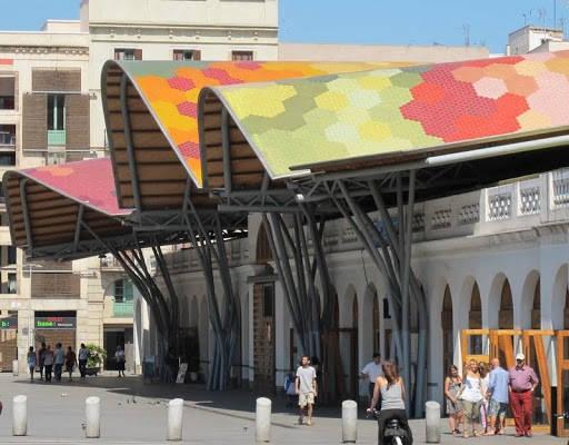 spania20110522 512x400 - Santa Caterina-markedet i Barcelona