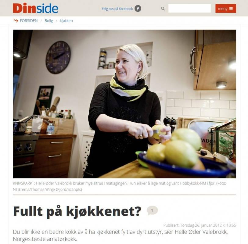dinside 2012 01 - avisklipp