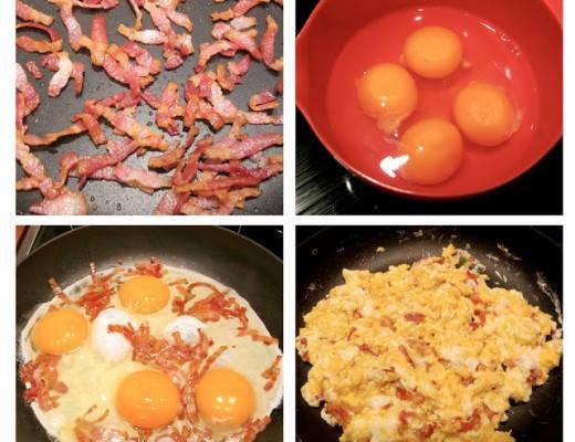rorte egg 520x400 - Ikke eggerøre, men rørte egg