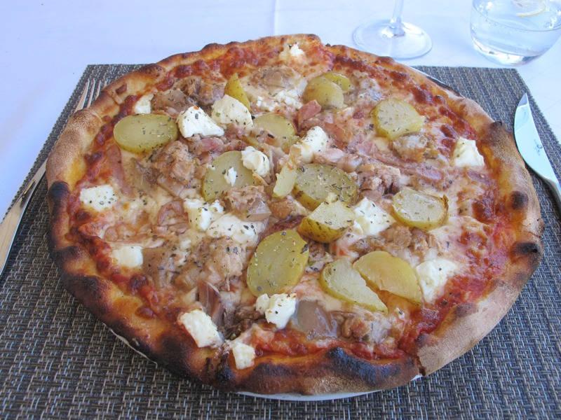 89 003 - Den beste pizzaen jeg har smakt og en legendarisk kaninpasta