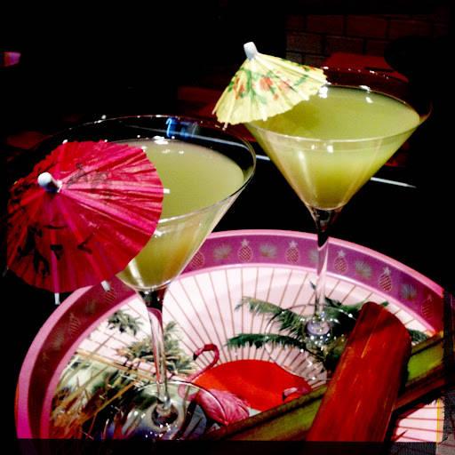 bilde 12 - Rabarbra-cocktail