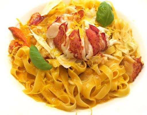 img 51322 512x400 - Luksuslørdag: Pasta med hummer
