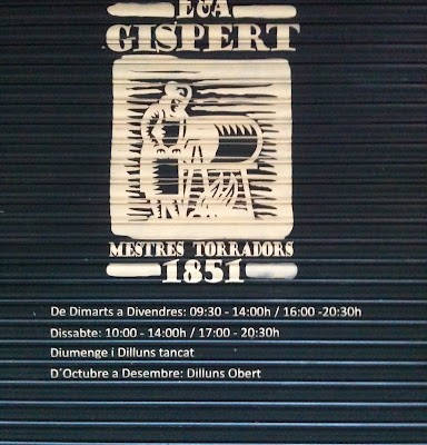 barcelona2 384x400 - Spesialbutikken Casa Gispert