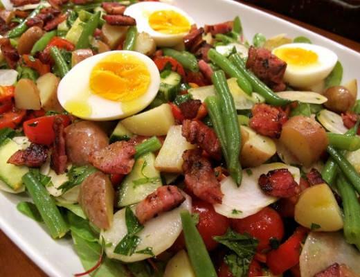 img 6755 520x400 - Lun egg- og baconsalat