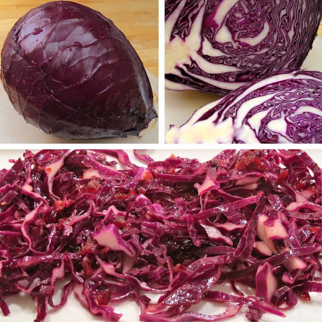 rodkaal - Frisk og anderledes rødkålsalat