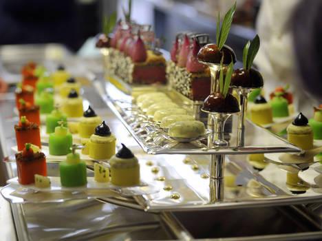 fatet siste - Se hva Norges gullhåp serverer i Bocuse d'or