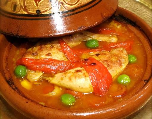 img 83642 512x400 - Tajine inspirert av Marrakech