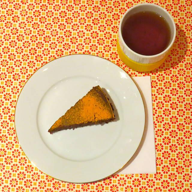 img 1149 - Banan- og sjokoladekake