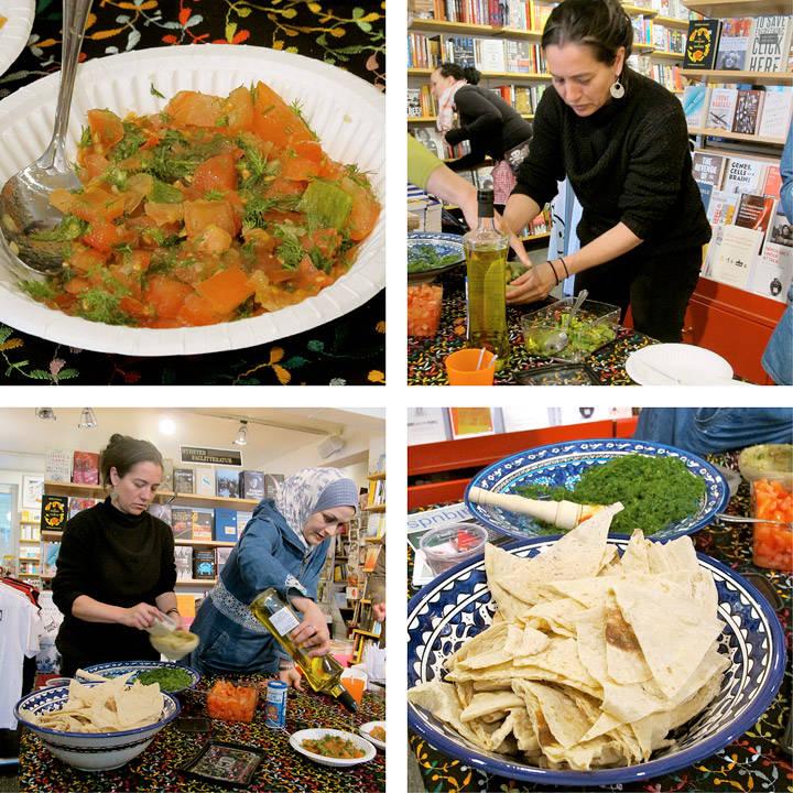 Dagga – salat fra Gaza