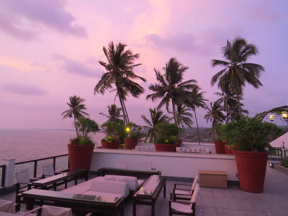 The Leela Hotel, Kovalam
