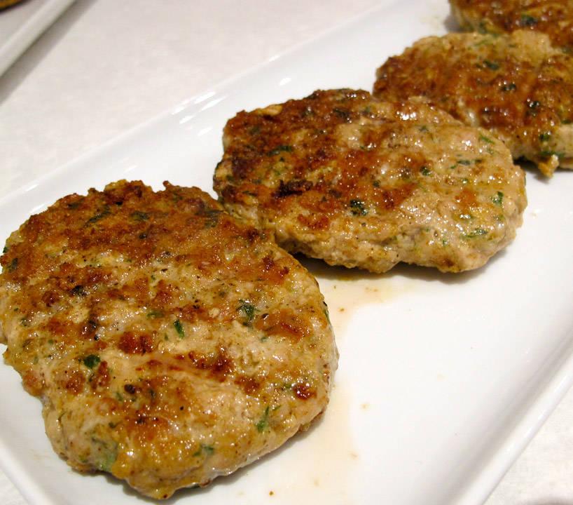 Nygrillede kyllingburgere