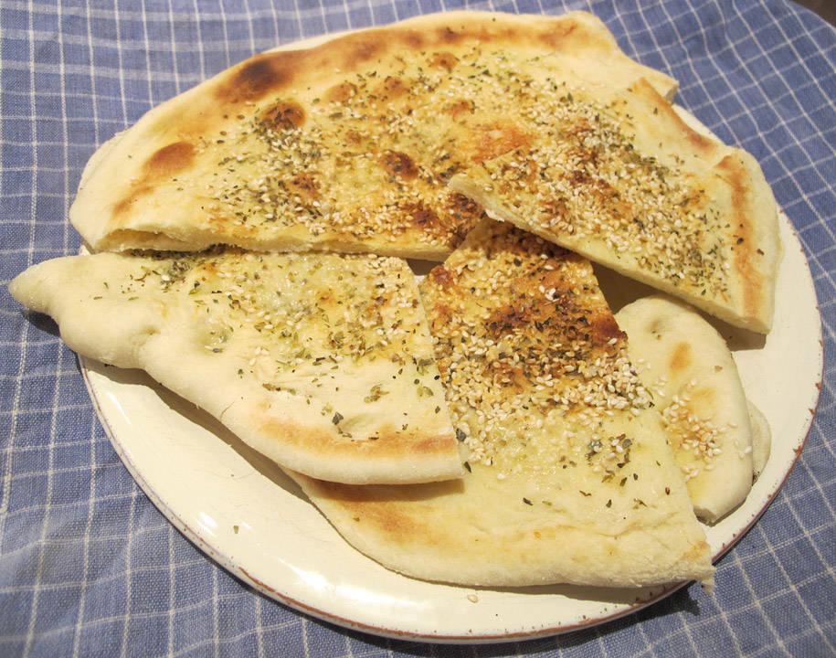 img 9429 - En pizzadeig kan brukes til så mangt