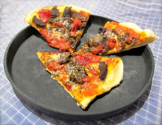 Hjemmelaget Pizza Grandiosa