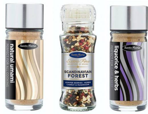 scandinavian spices 520x400 - Natural Umami – 2013s svar på Piffi-krydderet?