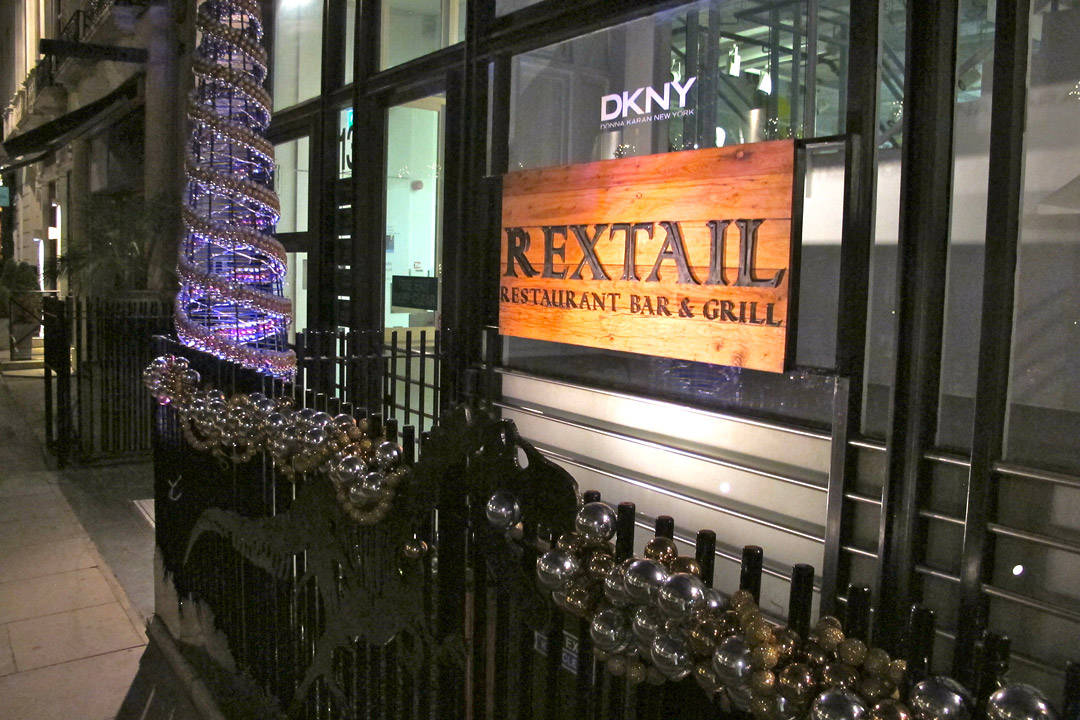 Rextail, Mayfair, London