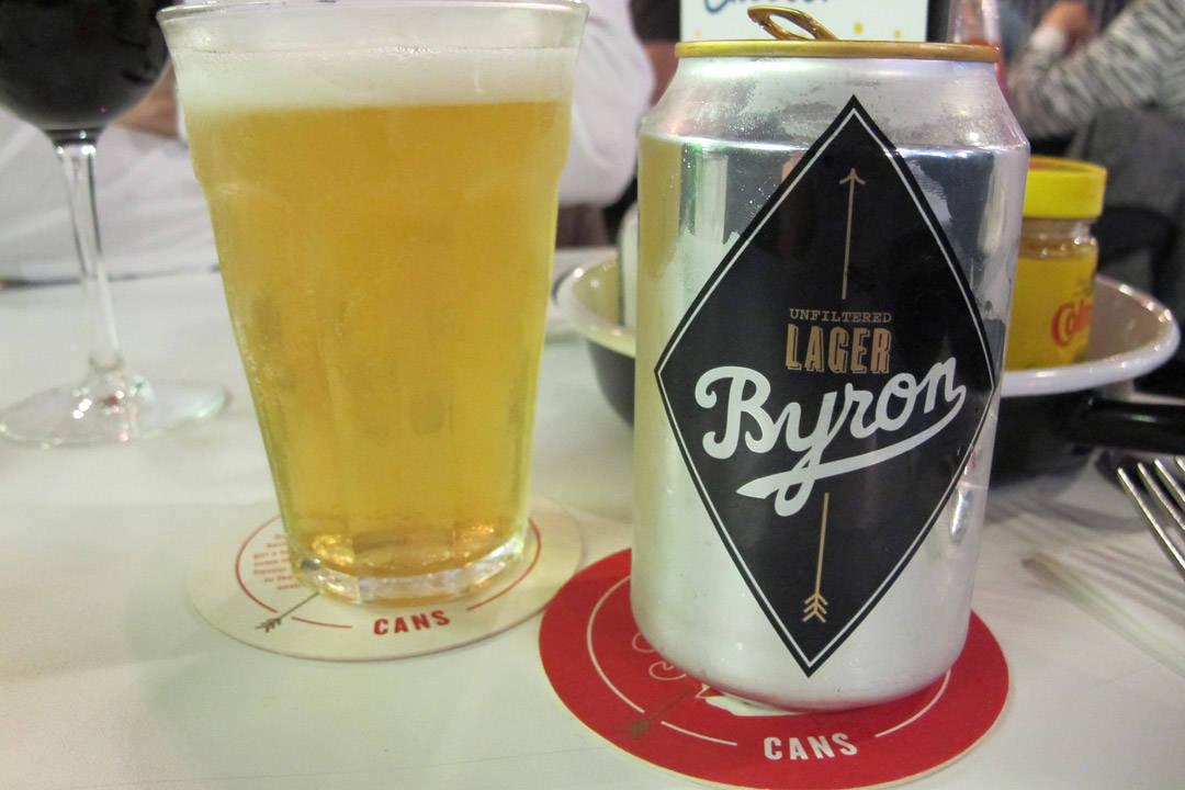 De har til og med sitt eget øl.