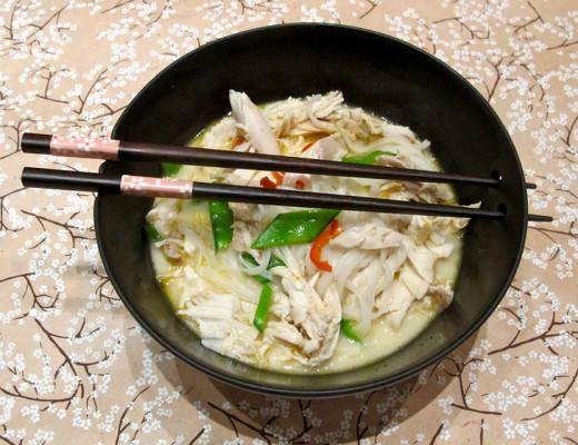 img 0549 520x400 - Thai-kyllingsuppe med risnudler