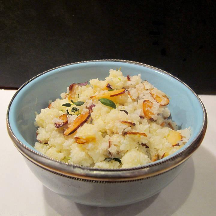 blomkåls-couscous