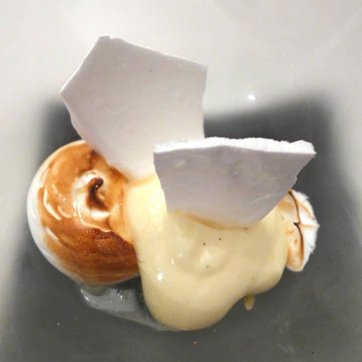 Dessert-tid: Lemmon curd, marengs og myk marengs