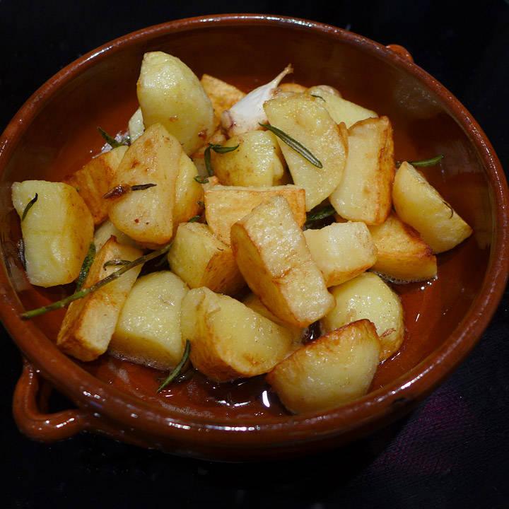 Perfekte toscanske poteter