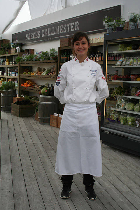 Kaja Holli (foto: TV2)