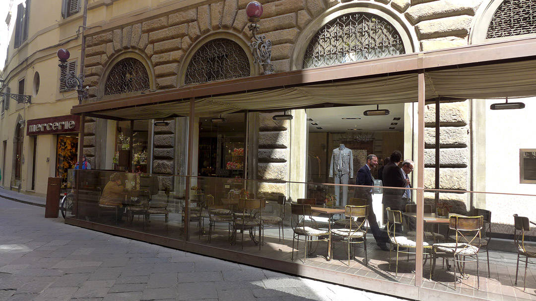 Cavalli Cafée i Firenze