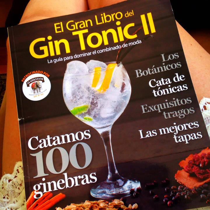 Nå kan jeg lære om gin! Må bare bli litt flinkere i spansk først...