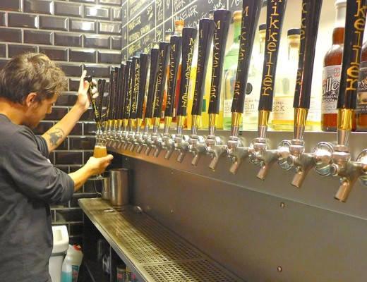 beer 520x400 - Øl i København: Fire hippe og en Slow Beer