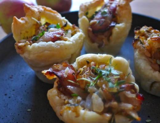 l1040768 520x400 - Butterdeigskurver med eple og bacon