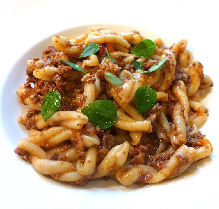 l1040838 - Pasta med den beste ragu-sausen jeg vet om