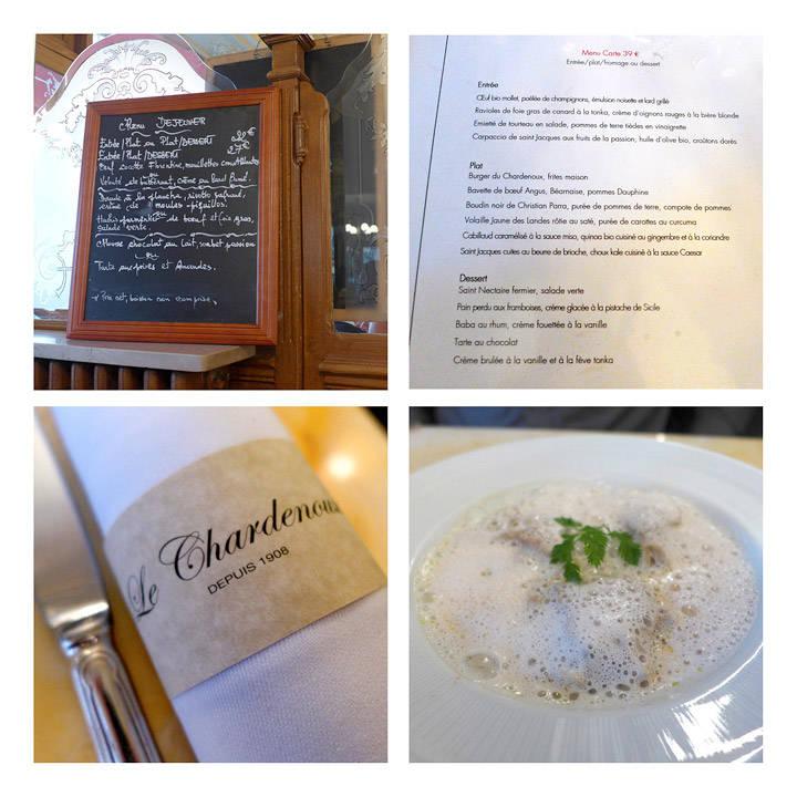 chardenoux - Favoritten min i Paris