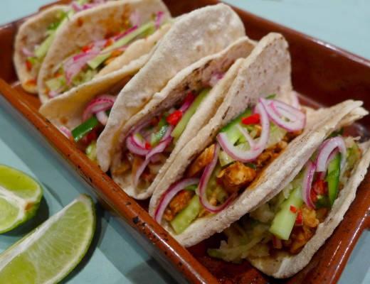 l1070979 520x400 - Kyllingtaco med hjemmelagde tortillalefser