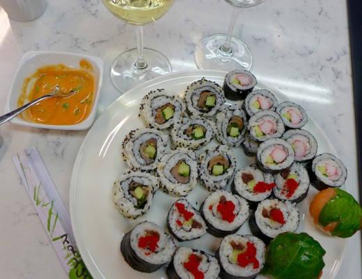 L1090486 520x400 - Slik lager du sushi som en proff