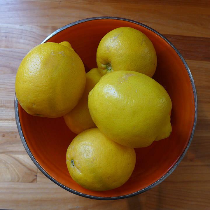 Kjøttfulle sitroner