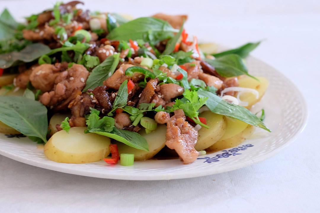 DSCF0247 1080x720 - Asiatisk wok med herlige smaker