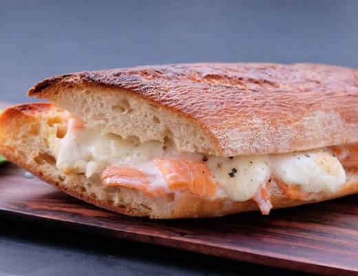 DSCF09491 520x400 - Cuban Sandwich med røkelaks