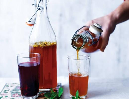 Kombucha top 520x400 - Hiv deg på fermenteringstrenden!