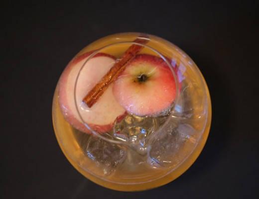 DSCF4785 520x400 - Gin & tonic med eple og kanel