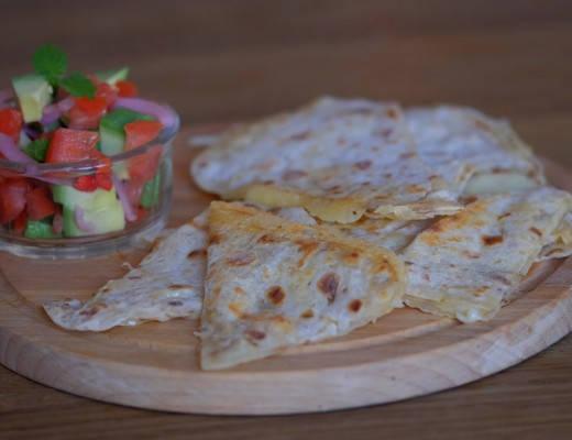 DSCF5207 520x400 - Enkle quesadillas